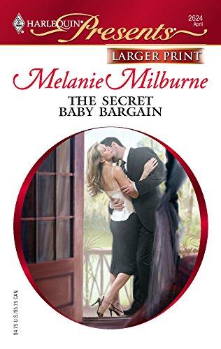 9780373233885: The Secret Baby Bargain