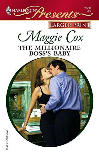 9780373234141: The Millionaire Boss's Baby