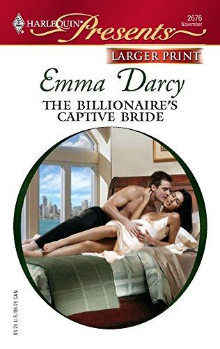 9780373234400: The Billionaire's Captive Bride