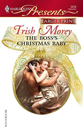 9780373234424: The Boss's Christmas Baby