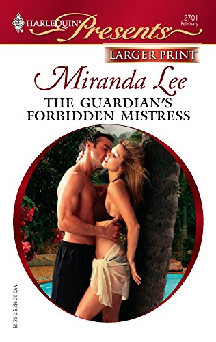 9780373234653: The Guardian's Forbidden Mistress