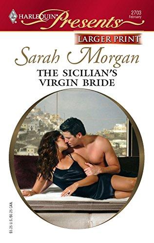 9780373234677: The Sicilian's Virgin Bride