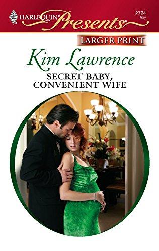 9780373234882: Secret Baby, Convenient Wife