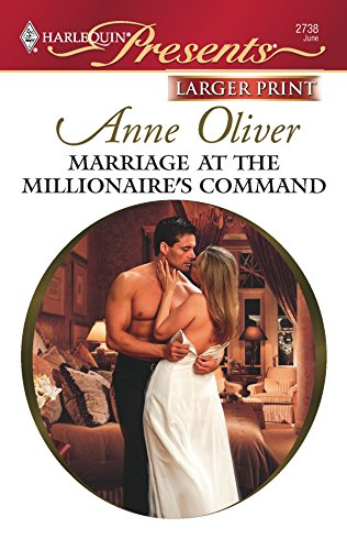 9780373235025: Marriage At The Millionaire's Command