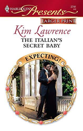 9780373235056: The Italian's Secret Baby