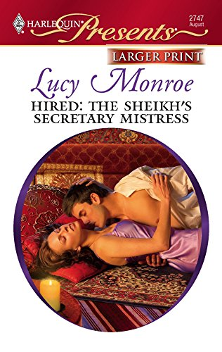 9780373235117: Hired: The Sheikh's Secretary Mistress