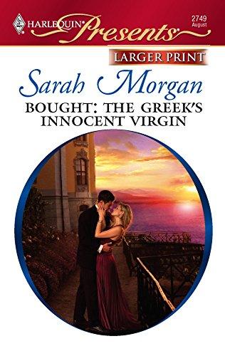 9780373235131: Bought: The Greek's Innocent Virgin