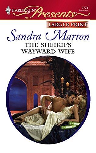 9780373235384: The Sheikh's Wayward Wife
