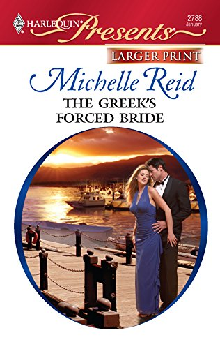 9780373235520: The Greek's Forced Bride
