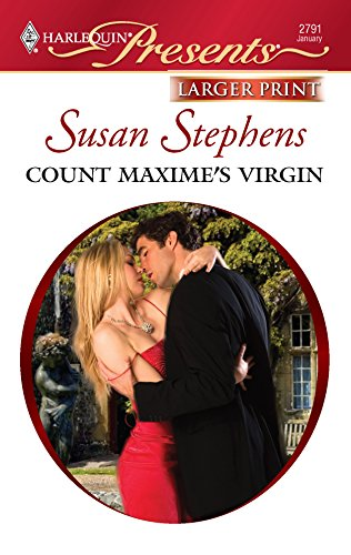 9780373235551: Count Maxime's Virgin