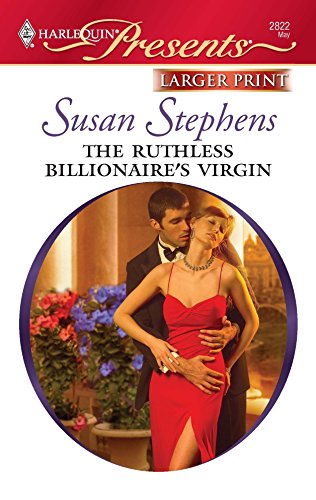 9780373235865: The Ruthless Billionaire's Virgin