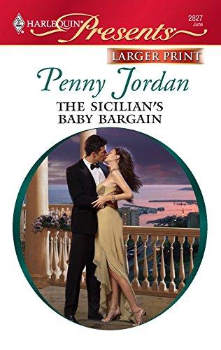 9780373235919: The Sicilian's Baby Bargain