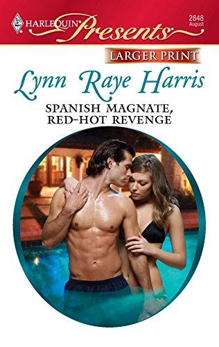 9780373236121: Spanish Magnate, Red-Hot Revenge