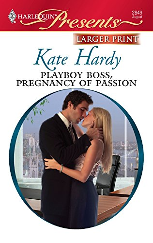 9780373236138: Playboy Boss, Pregnancy of Passion