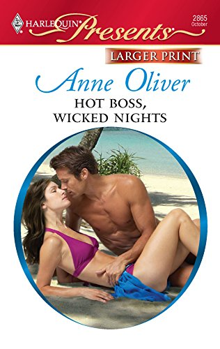 Hot Boss, Wicked Nights: Oliver, Anne