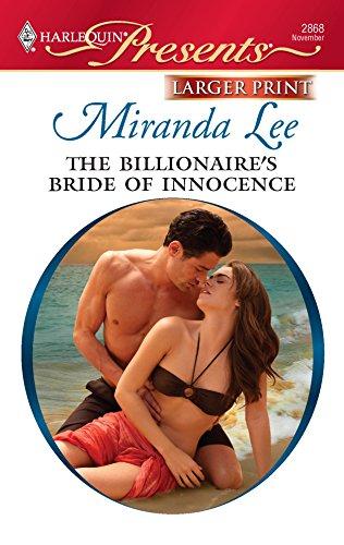 9780373236329: The Billionaire's Bride of Innocence