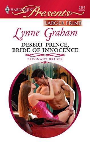 9780373236480: Desert Prince, Bride of Innocence