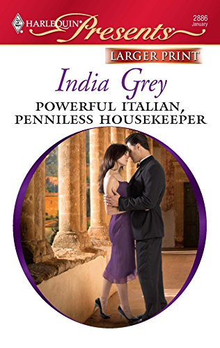 9780373236503: Powerful Italian, Penniless Housekeeper