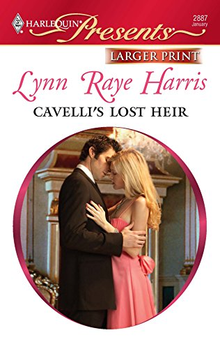 9780373236510: Cavelli's Lost Heir
