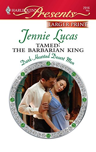 9780373236800: Tamed: The Barbarian King (Harlequin Presents (Larger Print))