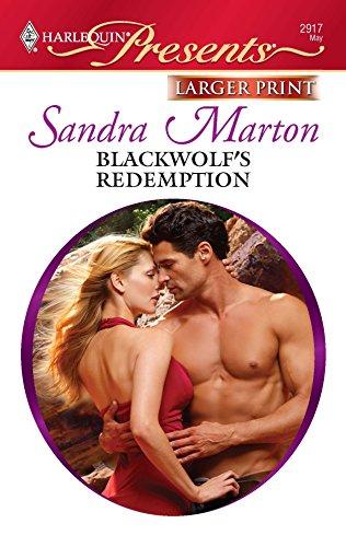 9780373236817: Blackwolf's Redemption