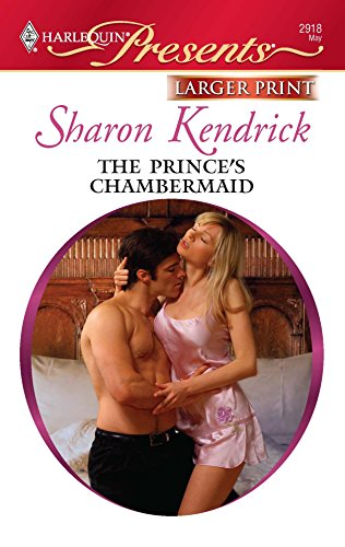 9780373236824: The Prince's Chambermaid