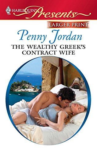9780373236916: The Wealthy Greek's Contract Wife