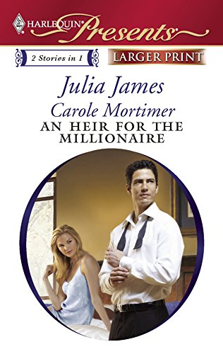 9780373237005: An Heir for the Millionaire: The Greek and the Single Mom\The Millionaire's Contract Bride
