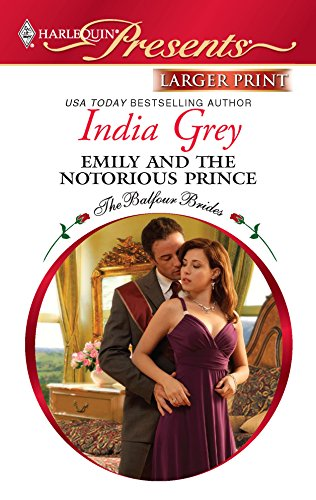 9780373237104: Emily and the Notorious Prince