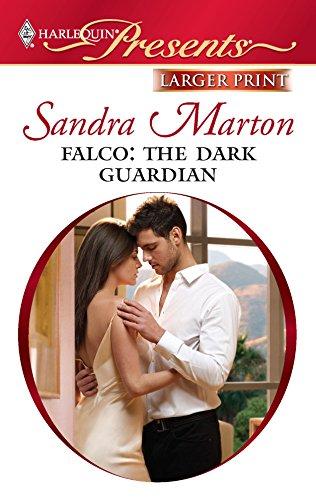 9780373237173: Falco: The Dark Guardian (Harlequin Presents (Larger Print))