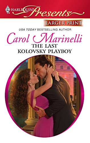9780373237302: The Last Kolovsky Playboy