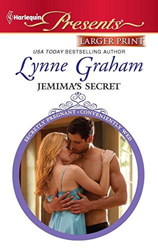 9780373237395: Jemima's Secret