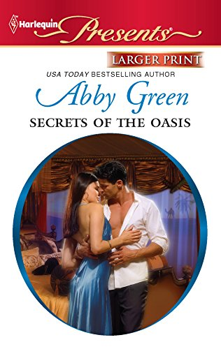 9780373238101: Secrets of the Oasis