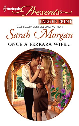 9780373238132: Once a Ferrara Wife...