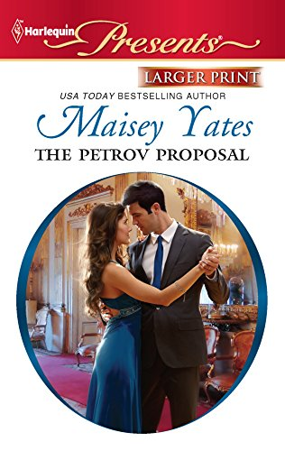 9780373238163: The Petrov Proposal