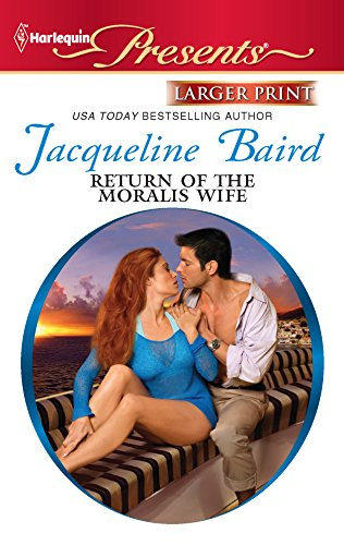 9780373238293: Return of the Moralis Wife
