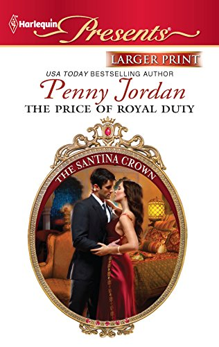 9780373238309: The Price of Royal Duty