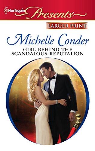 9780373238347: Girl Behind the Scandalous Reputation