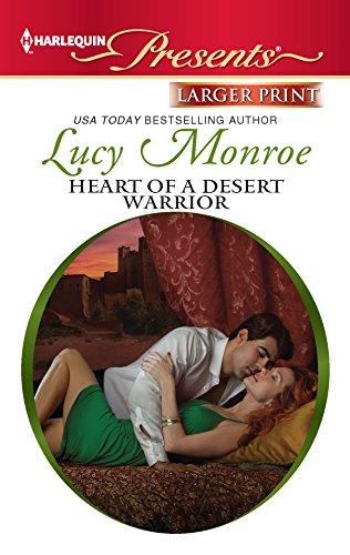 9780373238415: Heart of a Desert Warrior