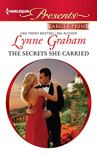9780373238477: The Secrets She Carried (Harlequin Presents (Larger Print))