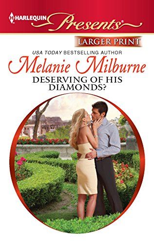 9780373238507: Deserving of His Diamonds?