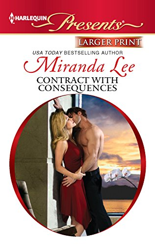 9780373238538: Contract with Consequences