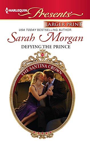 9780373238545: Defying the Prince