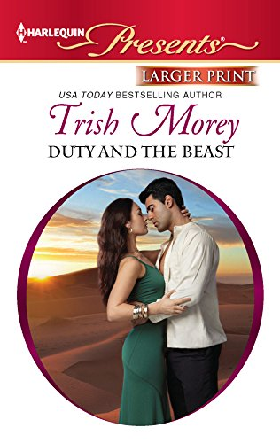 9780373238576: Duty and the Beast (Harlequin Large Print Presents)