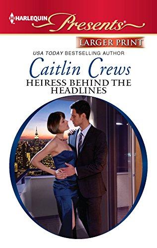 9780373238613: Heiress Behind the Headlines