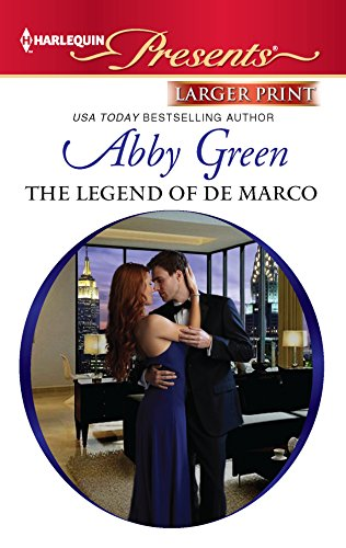 The Legend of de Marco: Green, Abby