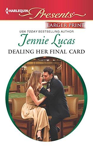 9780373238866: Dealing Her Final Card