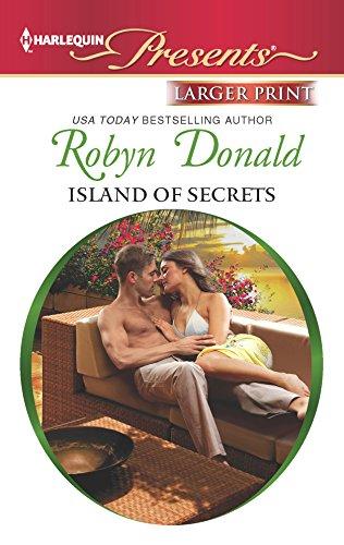 9780373238989: Island of Secrets