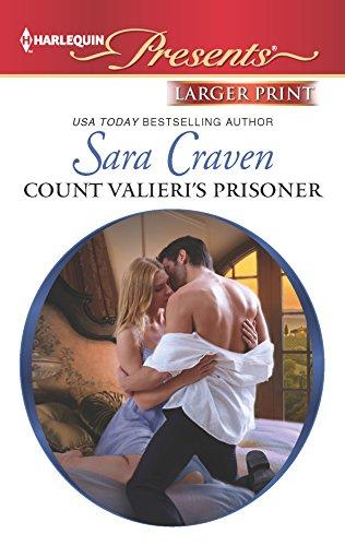 9780373239054: Count Valieri's Prisoner