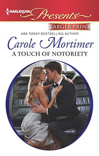 A Touch of Notoriety: Carole Mortimer